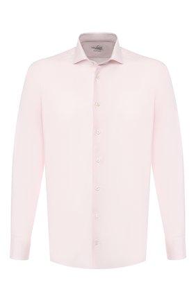 Мужская хлопковая сорочка VAN LAACK розового цвета, арт. RAND0-TF/151655 | Фото 1