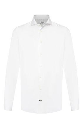 Мужская хлопковая сорочка VAN LAACK белого цвета, арт. RES0-PSFC6/132383 | Фото 1
