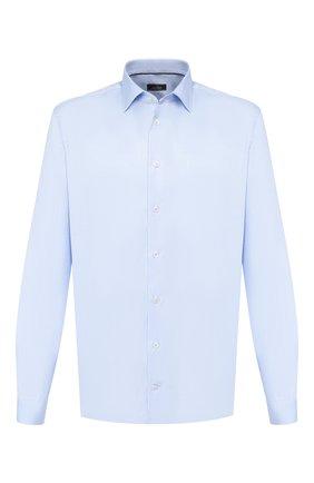 Мужская хлопковая сорочка VAN LAACK голубого цвета, арт. TET2-PTF/161258 | Фото 1