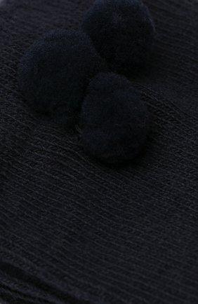 Детские хлопковые носки TARTINE ET CHOCOLAT темно-синего цвета, арт. TP93031 | Фото 2
