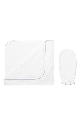 Комплект из полотенца и рукавицы | Фото №1