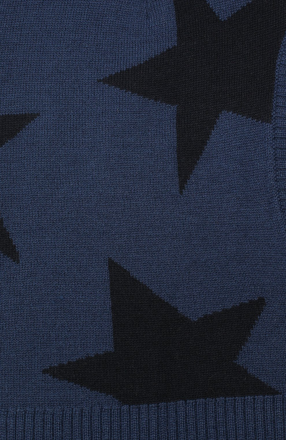 Детского шапка-балаклава MOLO синего цвета, арт. 7W19S401 | Фото 3