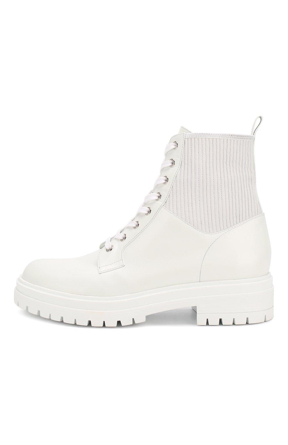 Кожаные ботинки Martis | Фото №3