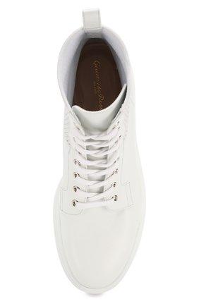 Кожаные ботинки Martis | Фото №5