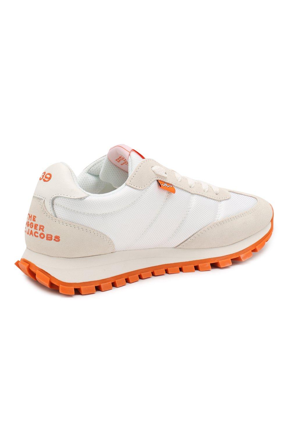Комбинированные кроссовки Jogger | Фото №4