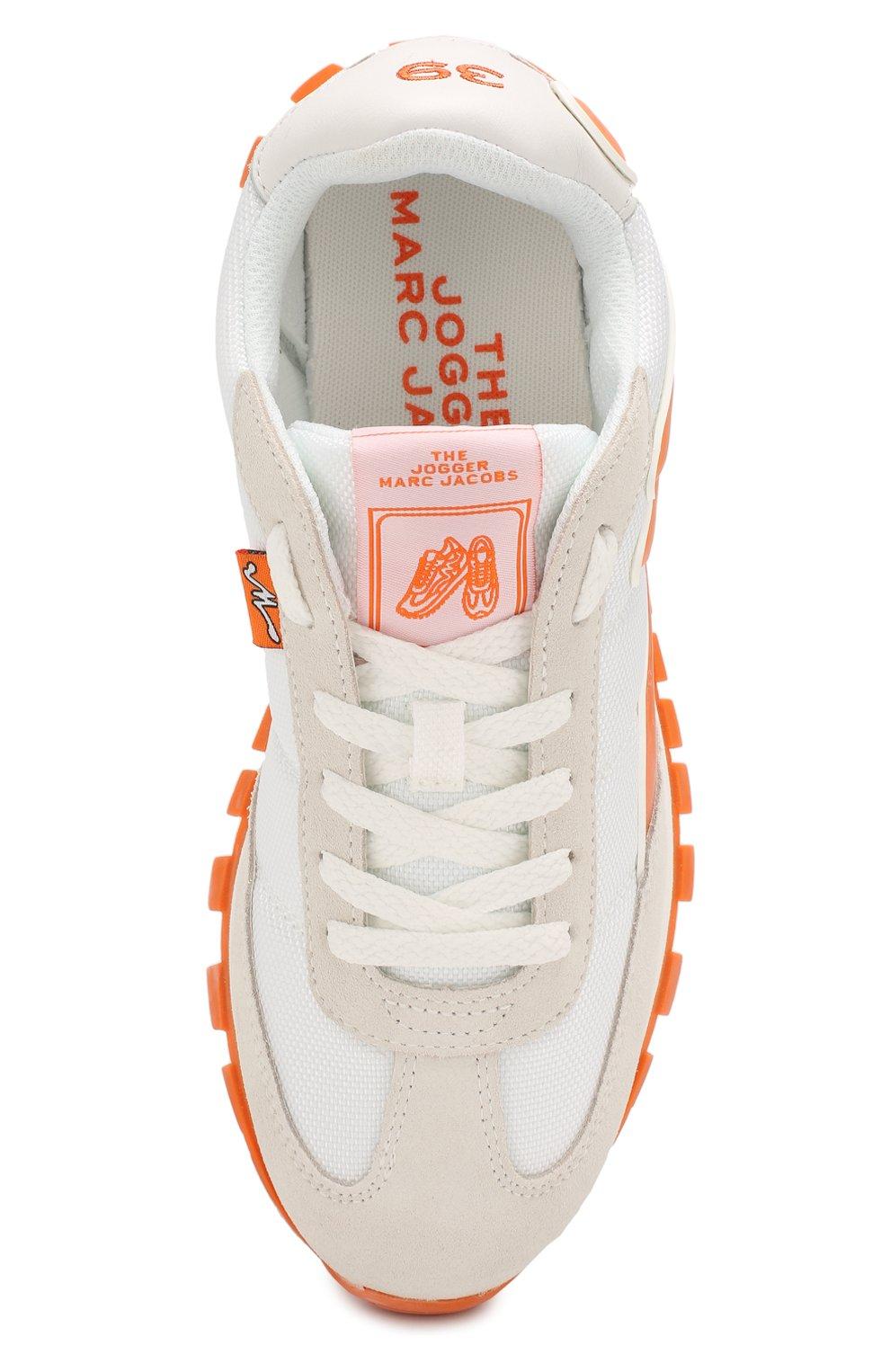 Комбинированные кроссовки Jogger | Фото №5