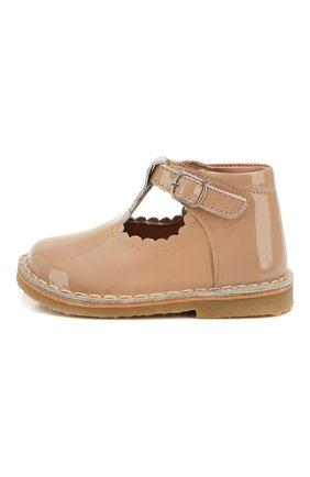 Кожаные туфли   Фото №2