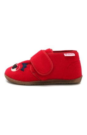 Детского домашние ботинки NATURINO красного цвета, арт. 0014000646/01/24-26 | Фото 2