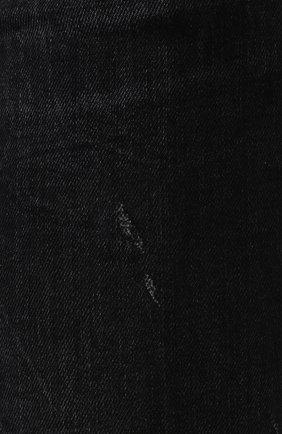 Женские джинсы R13 черного цвета, арт. R13W0023-40 | Фото 5