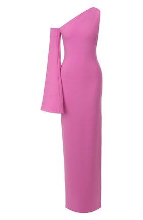 Женское платье-макси SOLACE сиреневого цвета, арт. 0S24019 | Фото 1