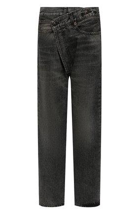 Женские джинсы R13 черного цвета, арт. R13W2048-549A | Фото 1