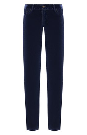 Мужские джинсы RALPH LAUREN синего цвета, арт. 790752587 | Фото 1