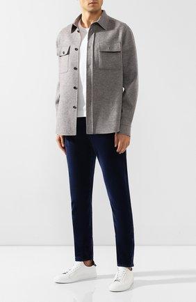 Мужские джинсы RALPH LAUREN синего цвета, арт. 790752587 | Фото 2