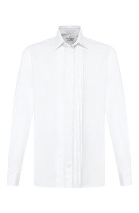 Мужская хлопковая сорочка VAN LAACK белого цвета, арт. M0BIERE-DTF/130648 | Фото 1