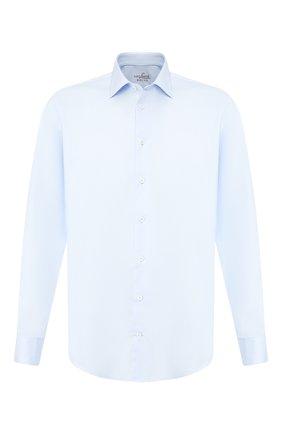 Мужская хлопковая сорочка VAN LAACK голубого цвета, арт. RET-DTFN/150018 | Фото 1