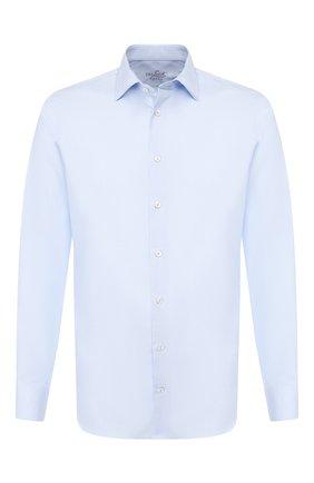 Мужская хлопковая сорочка VAN LAACK голубого цвета, арт. RET-SFN/161480 | Фото 1