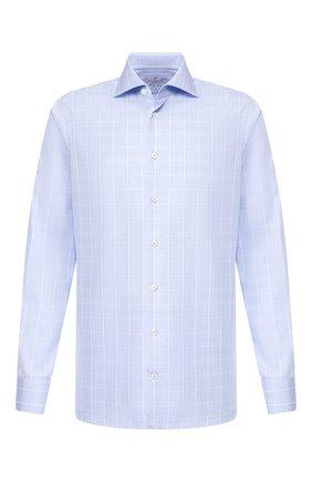 Мужская хлопковая сорочка VAN LAACK голубого цвета, арт. RIVARA-SFN/161479   Фото 1