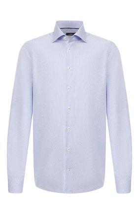 Мужская хлопковая сорочка VAN LAACK голубого цвета, арт. TIVARA2-PTF/151715 | Фото 1
