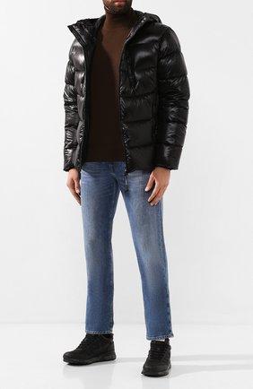 Мужские комбинированные кроссовки mick PREMIATA черного цвета, арт. MICK/VAR4329M | Фото 2