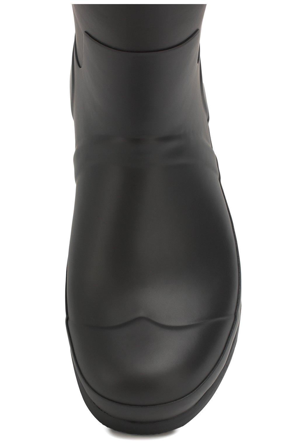 Мужские резиновые сапоги HUNTER темно-серого цвета, арт. MFS9097RMA | Фото 5