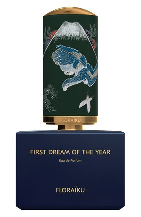 Парфюмерная вода first dream of the year FLORAIKU бесцветного цвета, арт. 3701123000058 | Фото 1