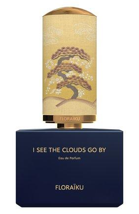 Женский парфюмерная вода i see the clouds go by FLORAIKU бесцветного цвета, арт. 3701123000072 | Фото 1