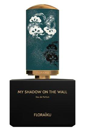 Парфюмерная вода my shadow on the wall FLORAIKU бесцветного цвета, арт. 3701123000041 | Фото 1