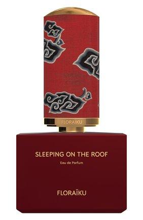 Парфюмерная вода sleeping on the roof  FLORAIKU бесцветного цвета, арт. 3701123000003 | Фото 1