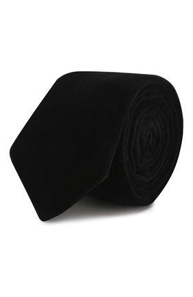 Женский галстук RALPH LAUREN черного цвета, арт. 434789863 | Фото 1