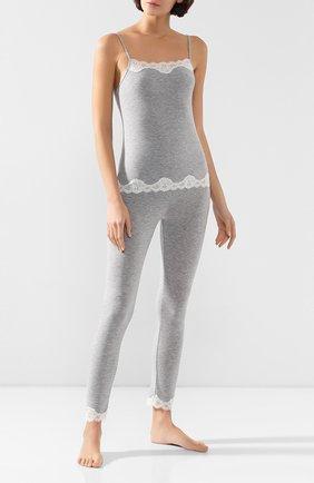 Женские брюки ANTIGEL серого цвета, арт. ENA0906_сер | Фото 2