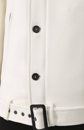 Шерстяная куртка | Фото №5