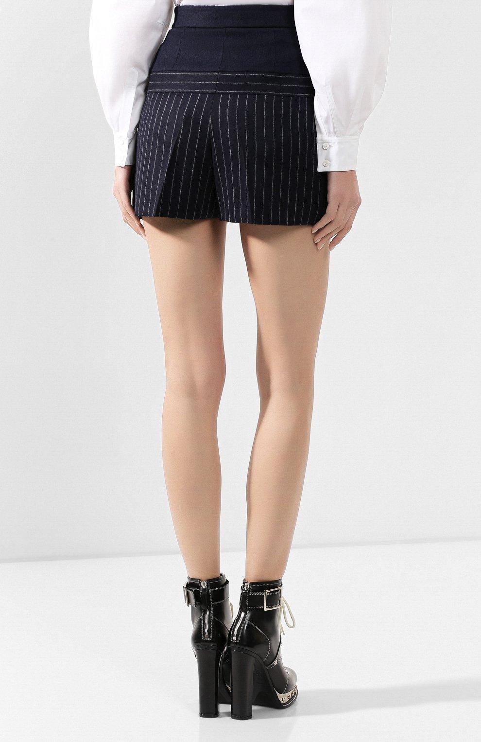 Шерстяные шорты | Фото №4