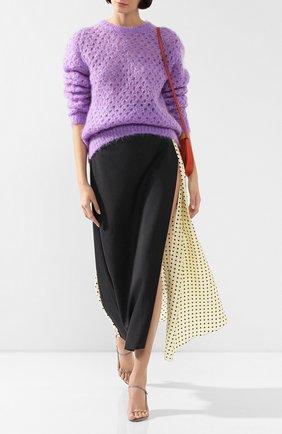 Женская свитер MARC JACOBS RUNWAY сиреневого цвета, арт. K2190079   Фото 2