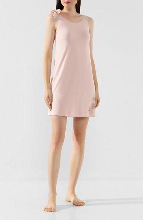 Женская сорочка GIANANTONIO PALADINI светло-розового цвета, арт. AI19FC03/X   Фото 2