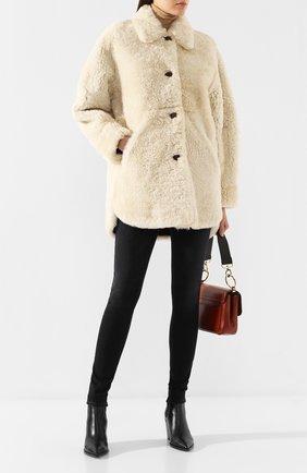Меховое пальто Sarvey | Фото №2