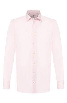 Мужская хлопковая сорочка VAN LAACK розового цвета, арт. RET-SFN/150190 | Фото 1