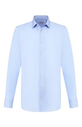 Мужская хлопковая сорочка VAN LAACK голубого цвета, арт. RET-SFN/150190 | Фото 1