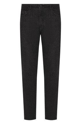 Мужские джинсы BRIONI черного цвета, арт. SPNJ0L/07D18/STELVI0 | Фото 1