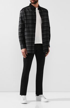 Мужские джинсы BRIONI черного цвета, арт. SPNJ0L/07D18/STELVI0 | Фото 2