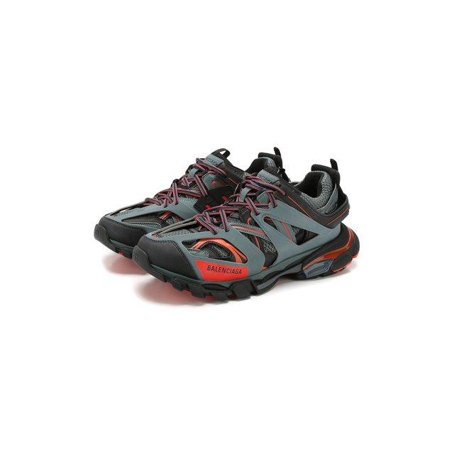Комбинированные кроссовки Track Balenciaga — Комбинированные кроссовки Track