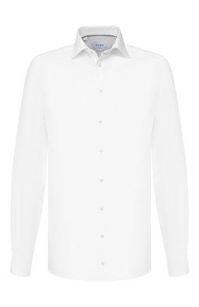 Мужская хлопковая сорочка ETON белого цвета, арт. 1000 00323   Фото 1