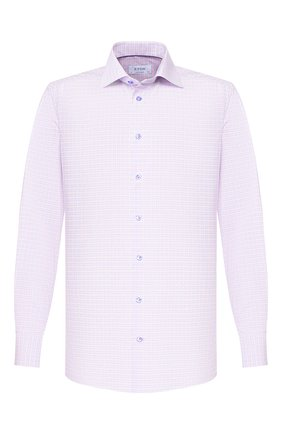 Мужская хлопковая сорочка ETON светло-розового цвета, арт. 1000 00118 | Фото 1