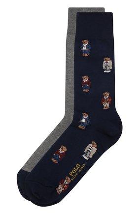 Комплект их двух пар носков | Фото №1