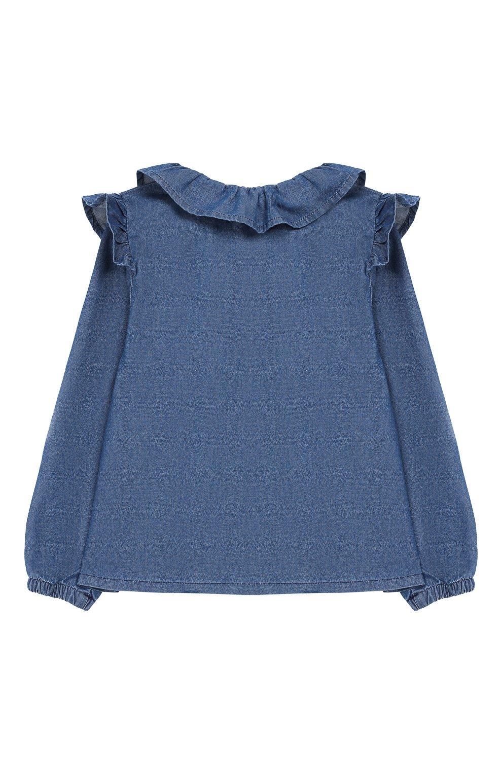Джинсовая блузка   Фото №2