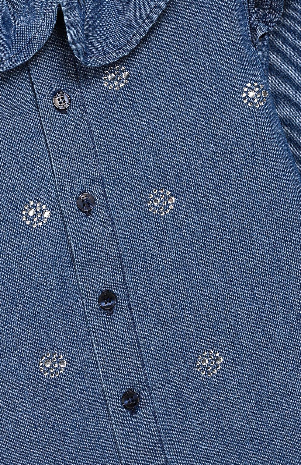 Джинсовая блузка   Фото №3