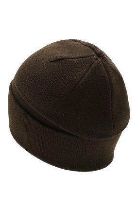 Мужская шапка BAPE хаки цвета, арт. 1F80180005 | Фото 2