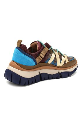 Комбинированные кроссовки Blake | Фото №4