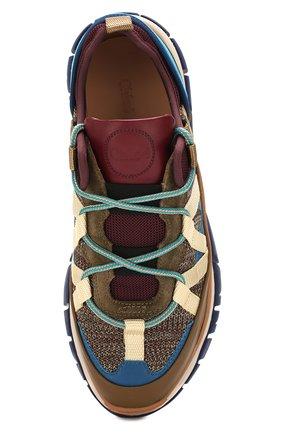 Комбинированные кроссовки Blake | Фото №5