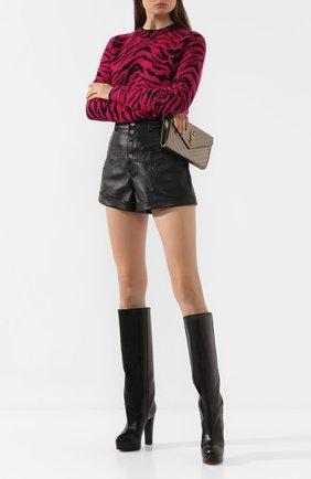 Кожаные сапоги Britney | Фото №2