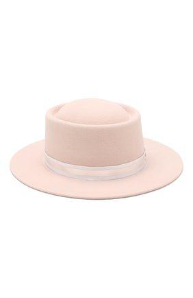 Фетровая шляпа Sonja | Фото №1
